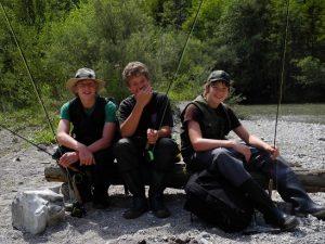 Angeln Kinder & Jugendliche in Bayern