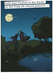 Fischen Nacht Fischerjugend